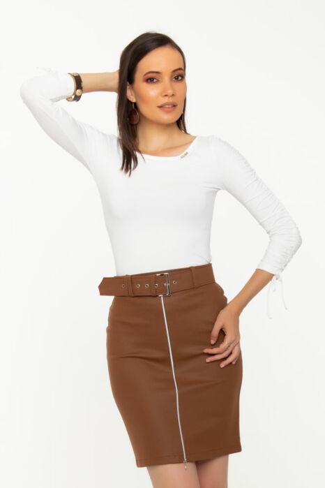 Kira póló - fehér