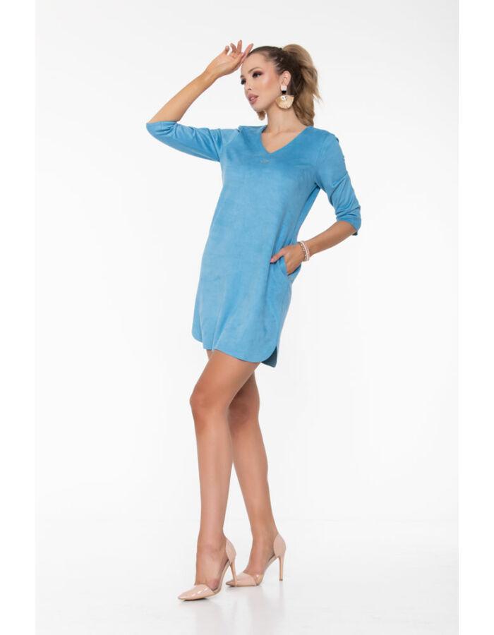 Donna ruha - kék
