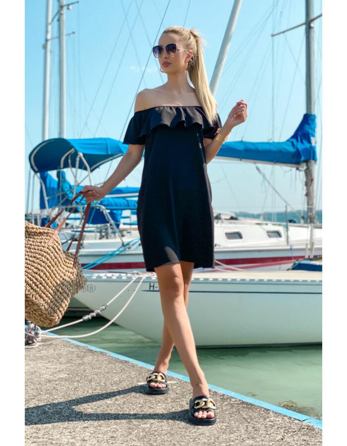Mimi ruha - fekete